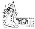 Guilford Rotary Frosty 5K